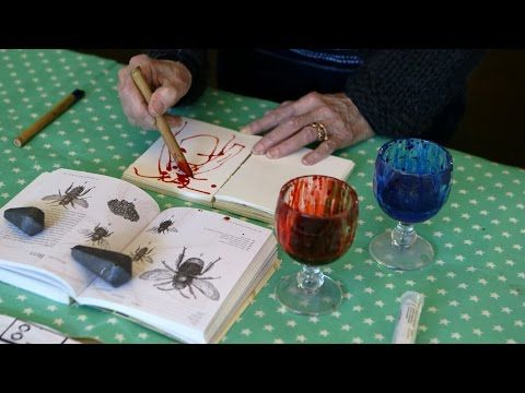 "Joan Jonas: Drawings | ART21 ""Exclusive"" - YouTube"