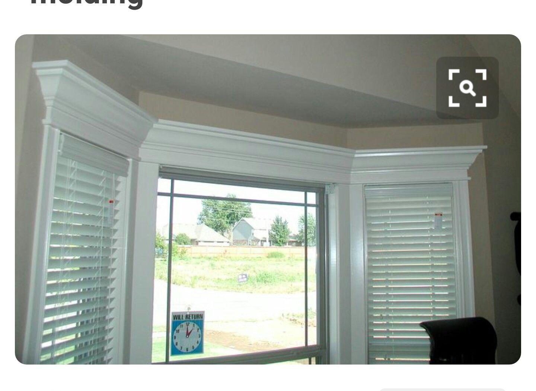 Crown Molding Bay Window Interior Trim