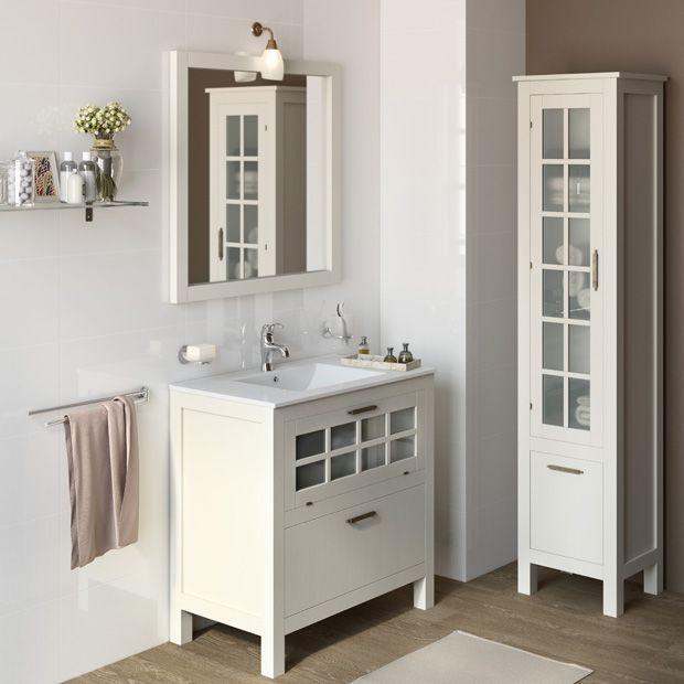 Muebles de baño - Leroy Merlin | tableros para cocina | Pinterest ...