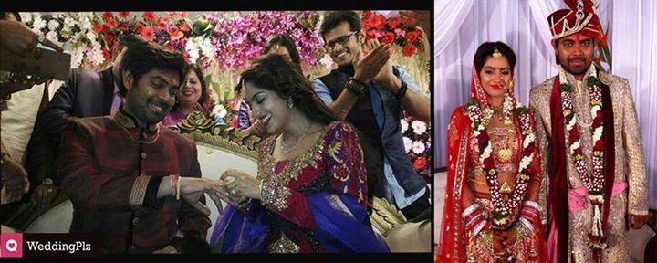 The Reel Life Duo Turns Real Couple As Deepika Singh Sandhya Lead Actress Of Famous TV Show Diya Aur Bati Hum Married Shows Director Rohit