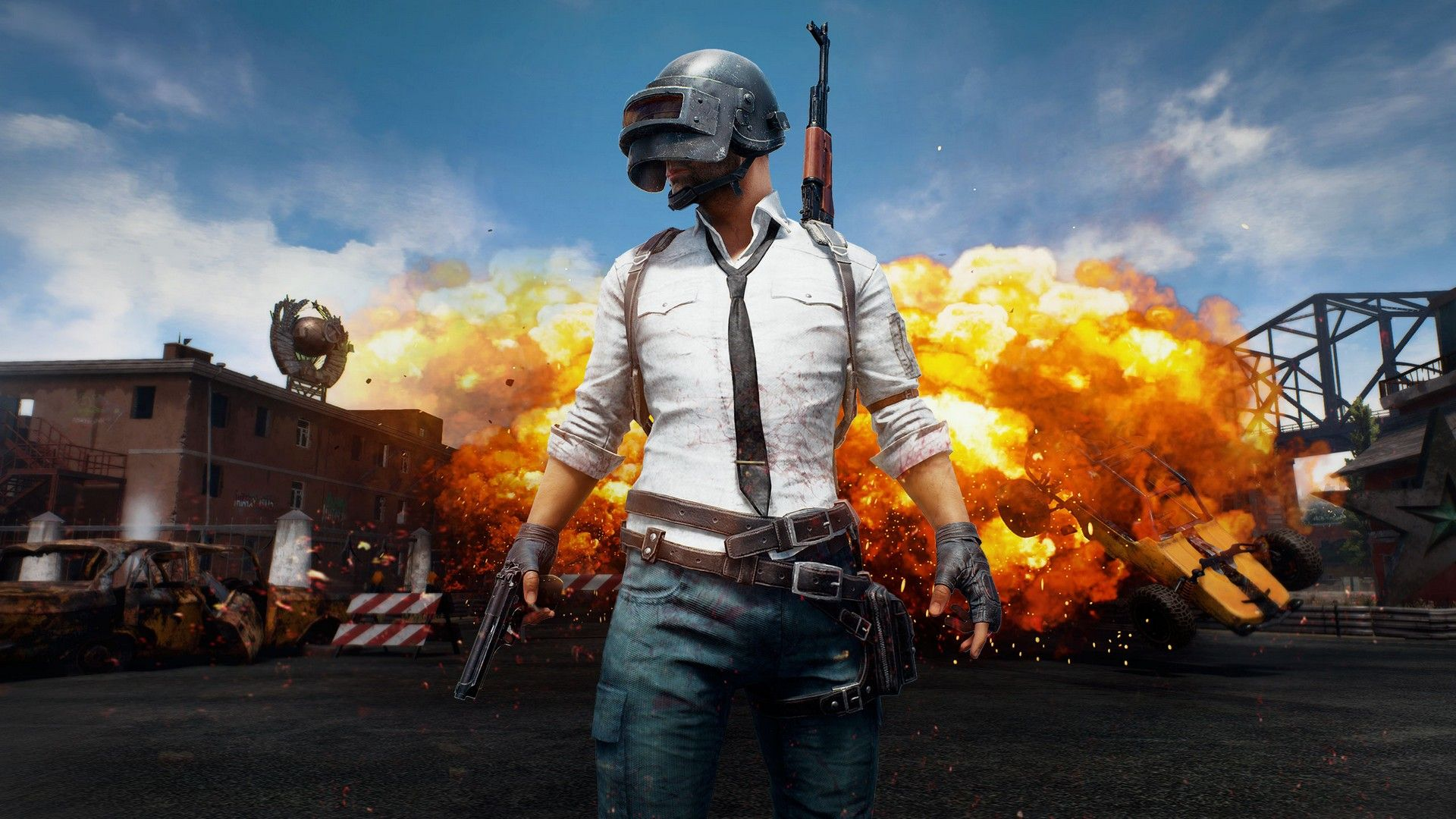 Wallpaper Pubg Desktop Player Unknown Video Game Industry