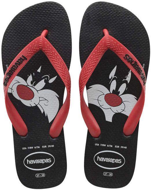 Havaianas Unisex Kids' Looney Tunes Flip Flops