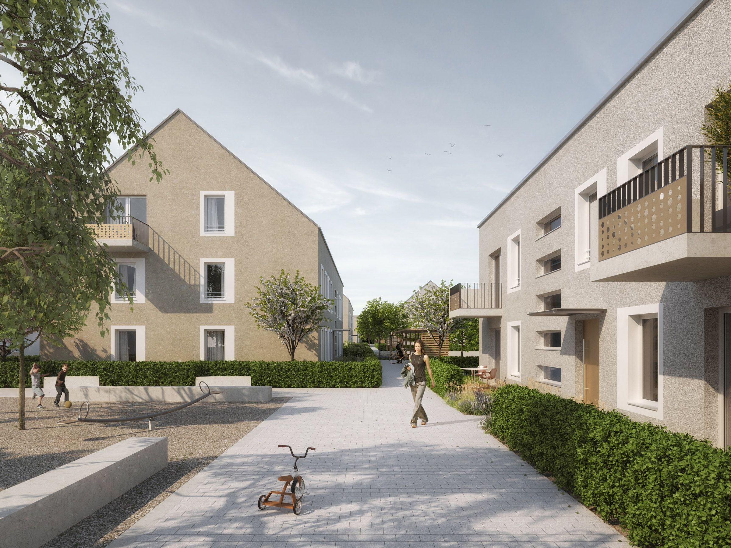 3 Zimmer Wohnung Ludwigshafen