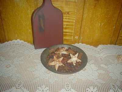 Grubby Fixins with Stars $ 4.25