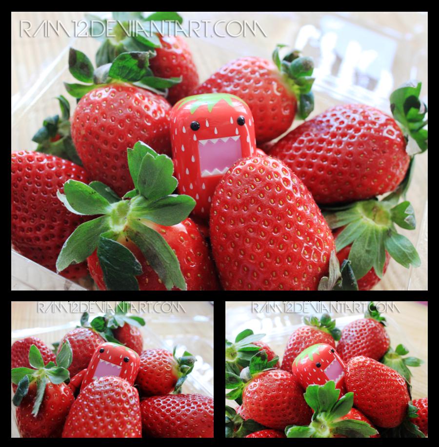 Camouflage: Strawberry by ram12.deviantart.com on @deviantART