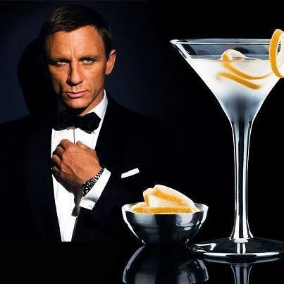 Bond Martini Rezept