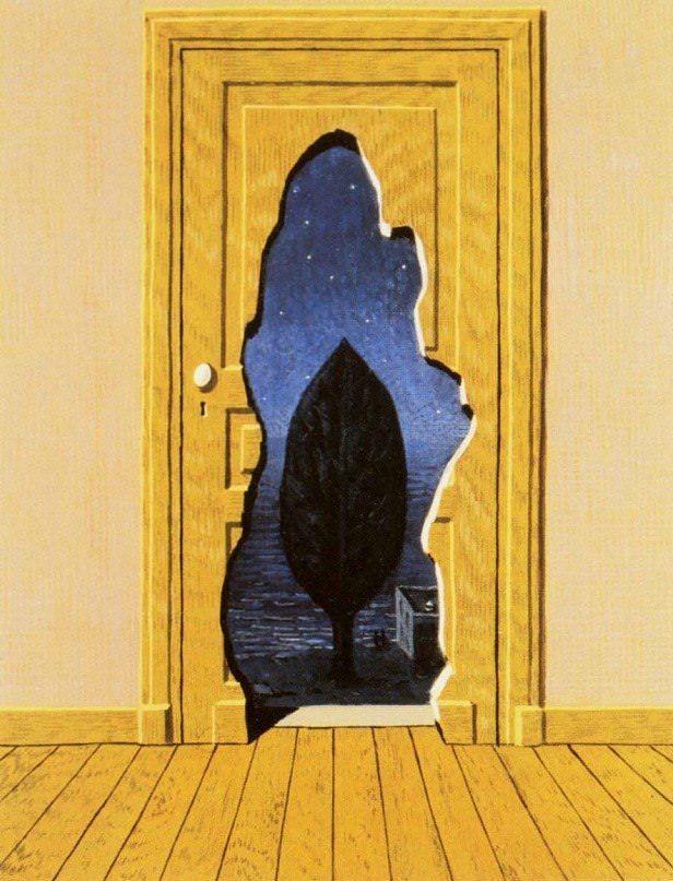 Rene Magritte & Rene Magritte | Art: SALVADOR DALI / RENE MAGRITTE | Pinterest ...