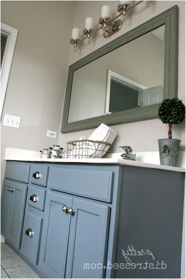 Best Color For Bathroom Vanity