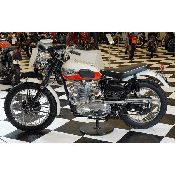 220 Awesome 1957 Triumph Tr6 Trophy Museum Motorcycle Motorcycle Museum Awesome