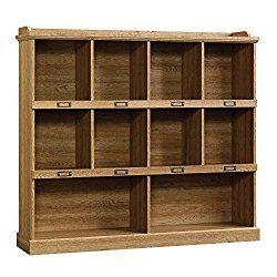 Sauder Barrister Lane 53 1 8 X 12 1 8 X 47 1 2 Inch Bookcase