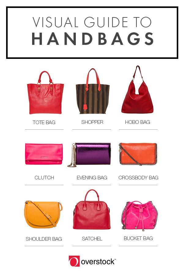 417b5bfa2dcb Your Guide to Popular Types of Handbags