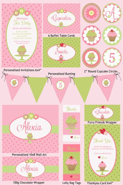 Free Printable Tea Party Invitation Adult Theme Parties