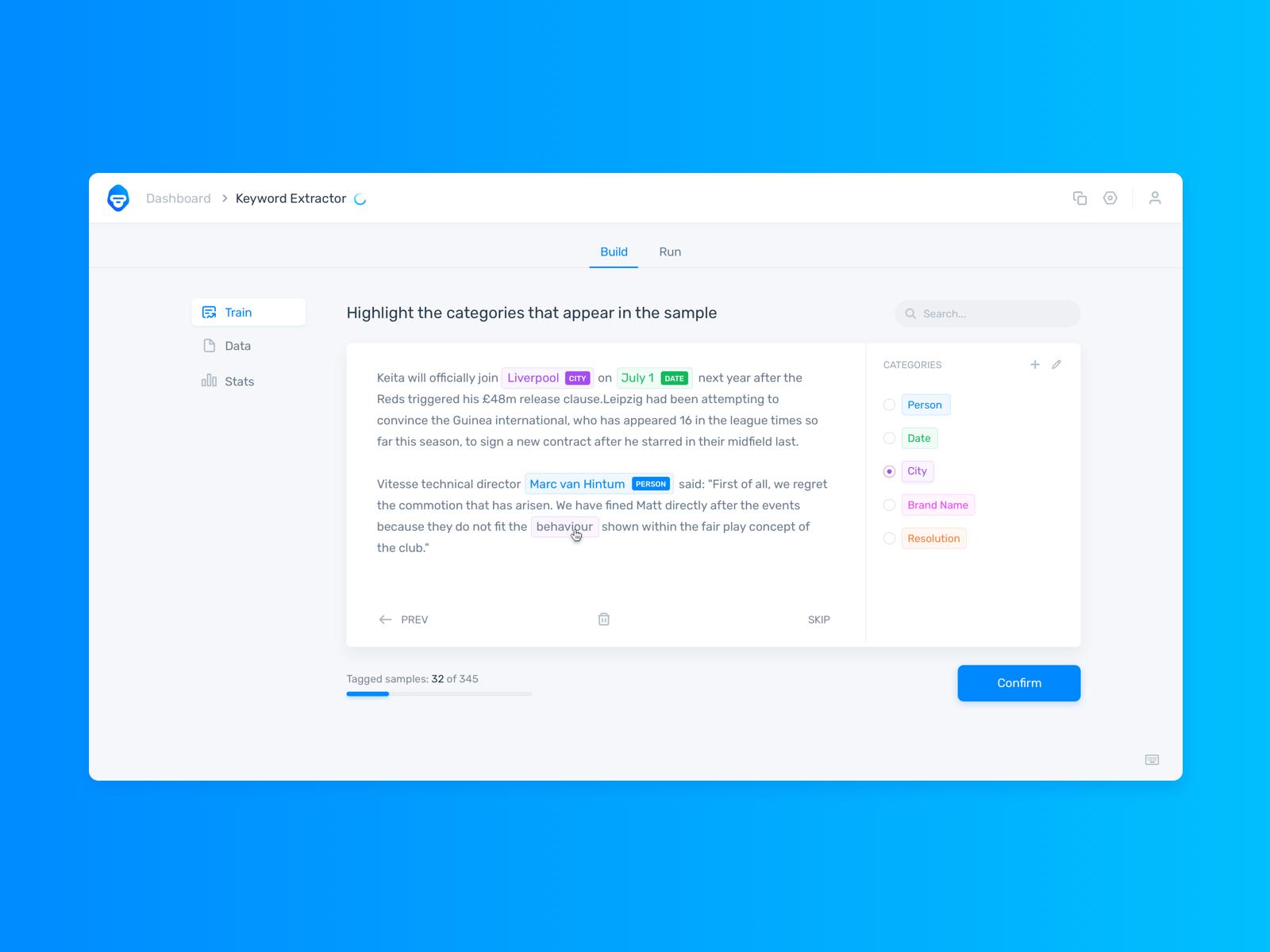 Monkeylearn Keyword Extractor 2x Web Design Quotes Web Design Design Thinking Process