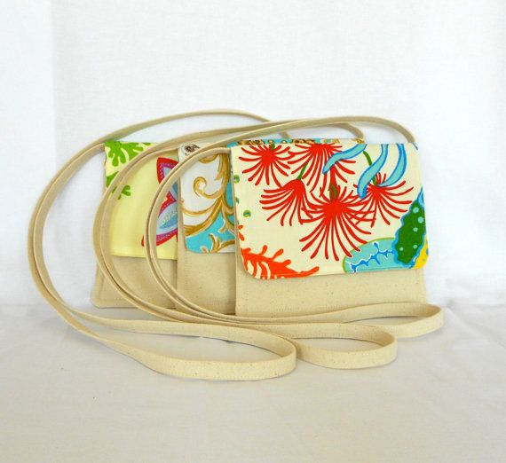 Small Shoulder or Crossover Bags