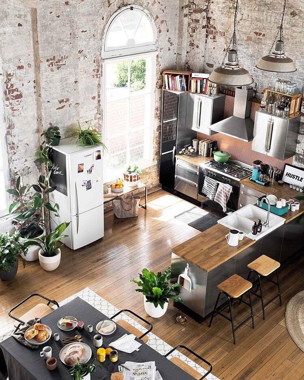 Beautiful Urban Interior ⠀ Loft wohnung, Design für