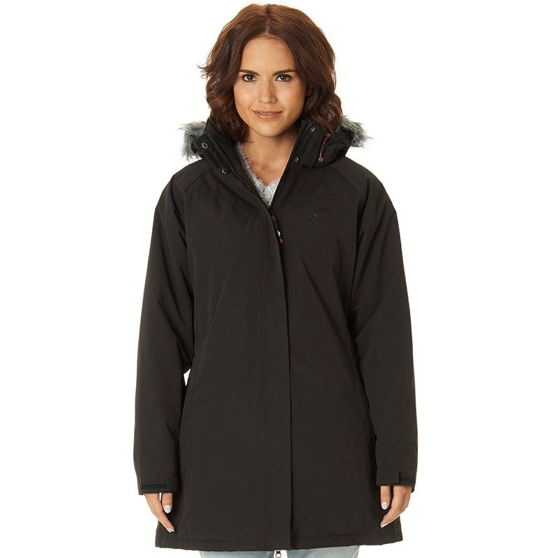 Trespass silent womens padded jacket