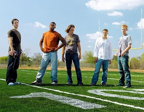 Friday Night Lights: Street Smash Riggins Matt and Landry (or Lance if you& #fridaynightlights