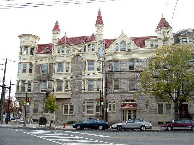 The Lansdowne Apartments In Parkside West Philadelphia Philadelphia Pennsylvania Best Vacation Destinations Lansdowne Travel Around The World