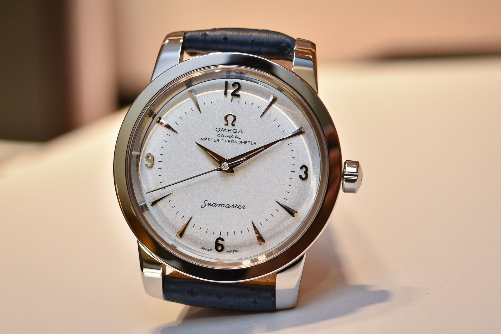 Hands On Omega Seamaster 1948 Limited Editions Baselworld 2018 Specs Price Omega Seamaster Omega Baselworld