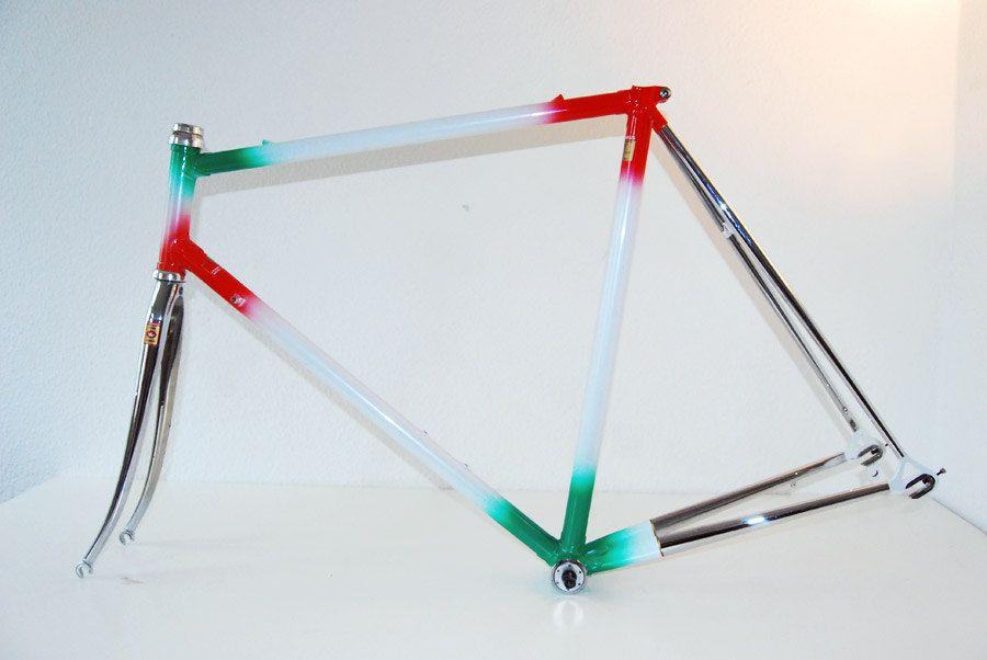 Italian Bike Frame 90\'s Columbus SLX - Campagnolo Campagnolo C ...
