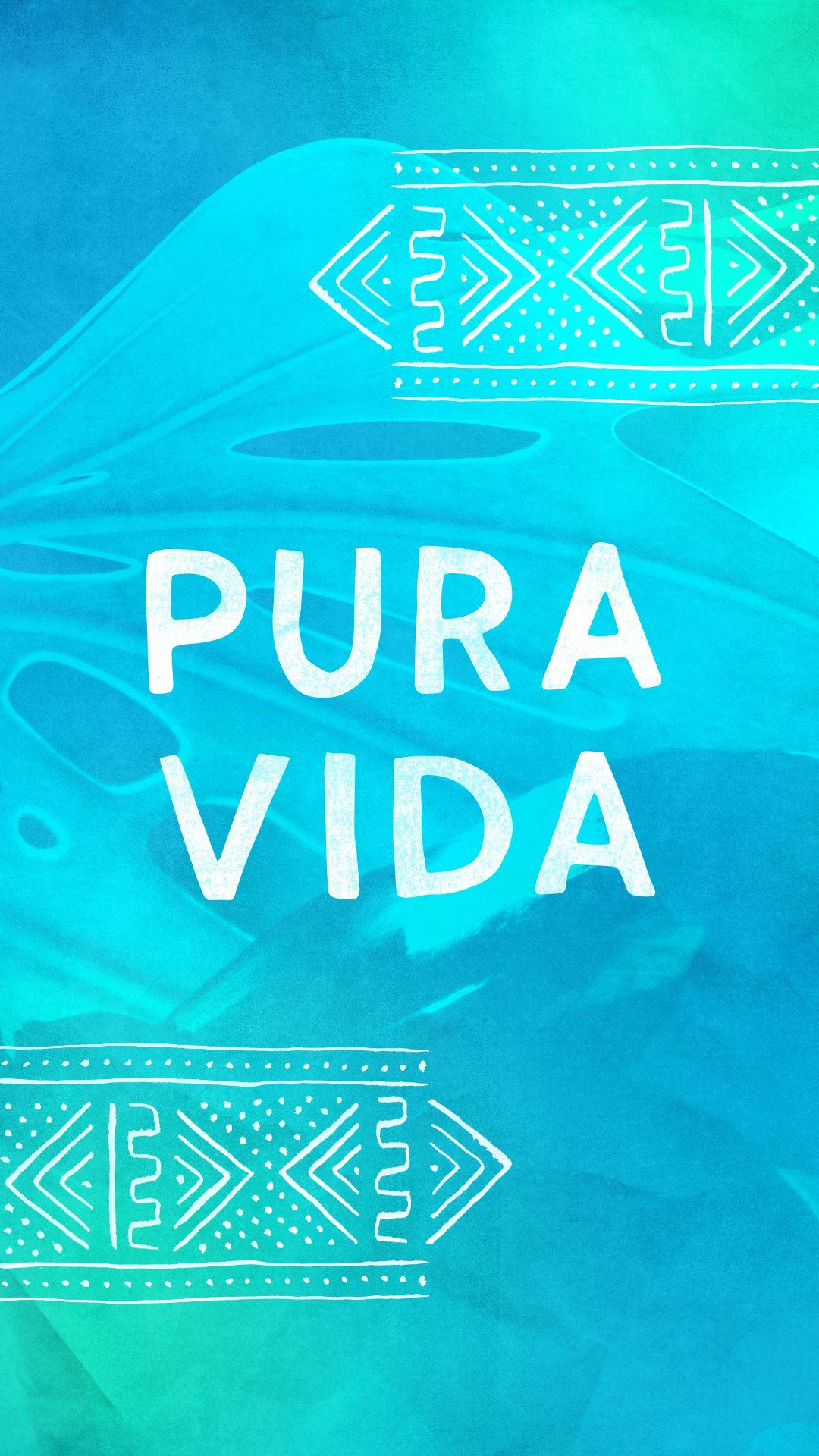 pura vida wallpaper  The Pura Vida Bracelets Blog - Under the Palms Digi Downloads ...