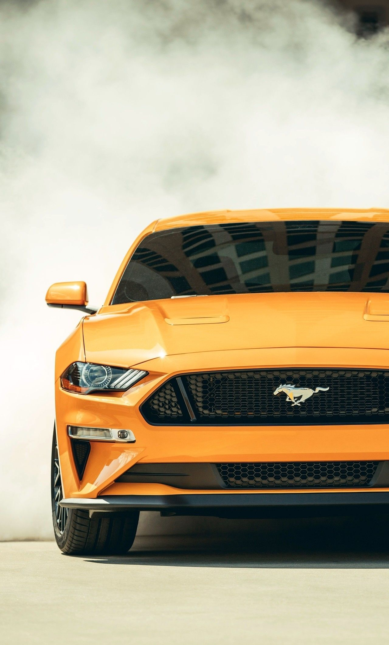 Full Hd Mustang Iphone Wallpaper in 2020 Mustang iphone