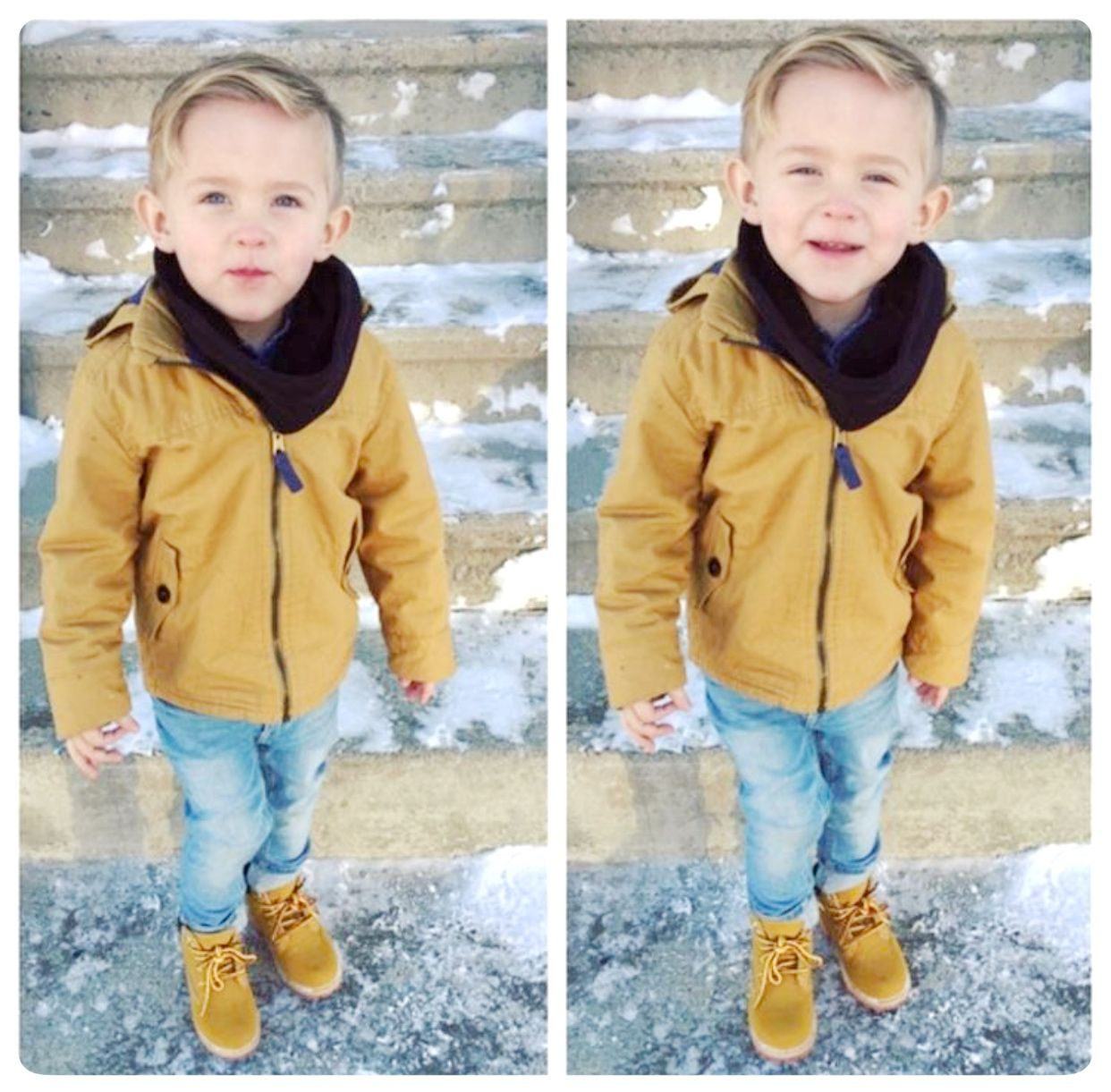 Happy as a kid by marcforne | Mens outfits, Mens winter