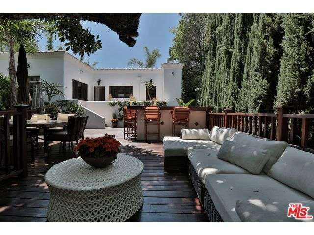 1240 North Olive Dr, West Hollywood, CA 90069 MLS 14