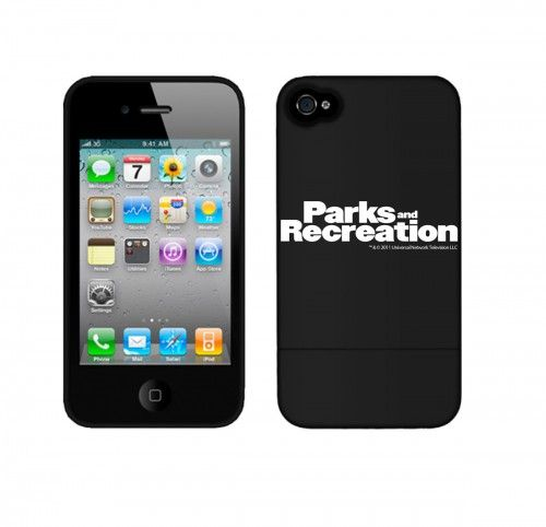 Parks and Recreation Logo iPhone 4 Cover
