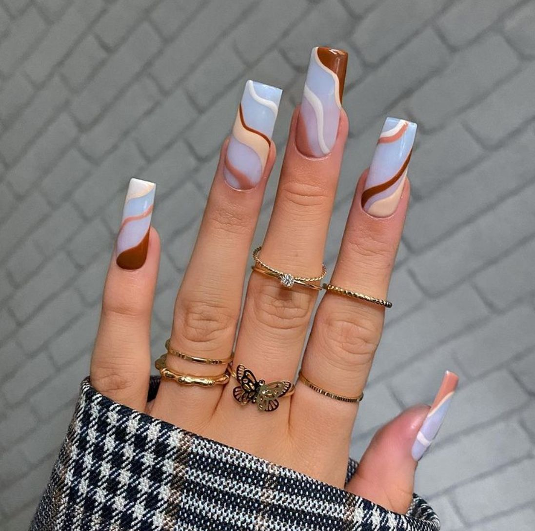 40+ Pretty Pastel Nails For 2021 - The Glossychic