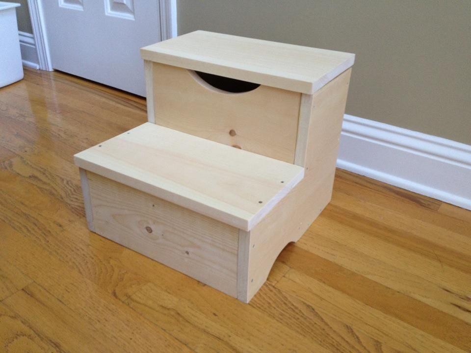 Best Storage Step Stool First Build Stool Wood Steps 640 x 480