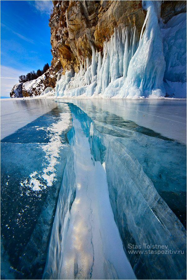 Stunning!..Lake Baikal, #Russia #Bucketlist is