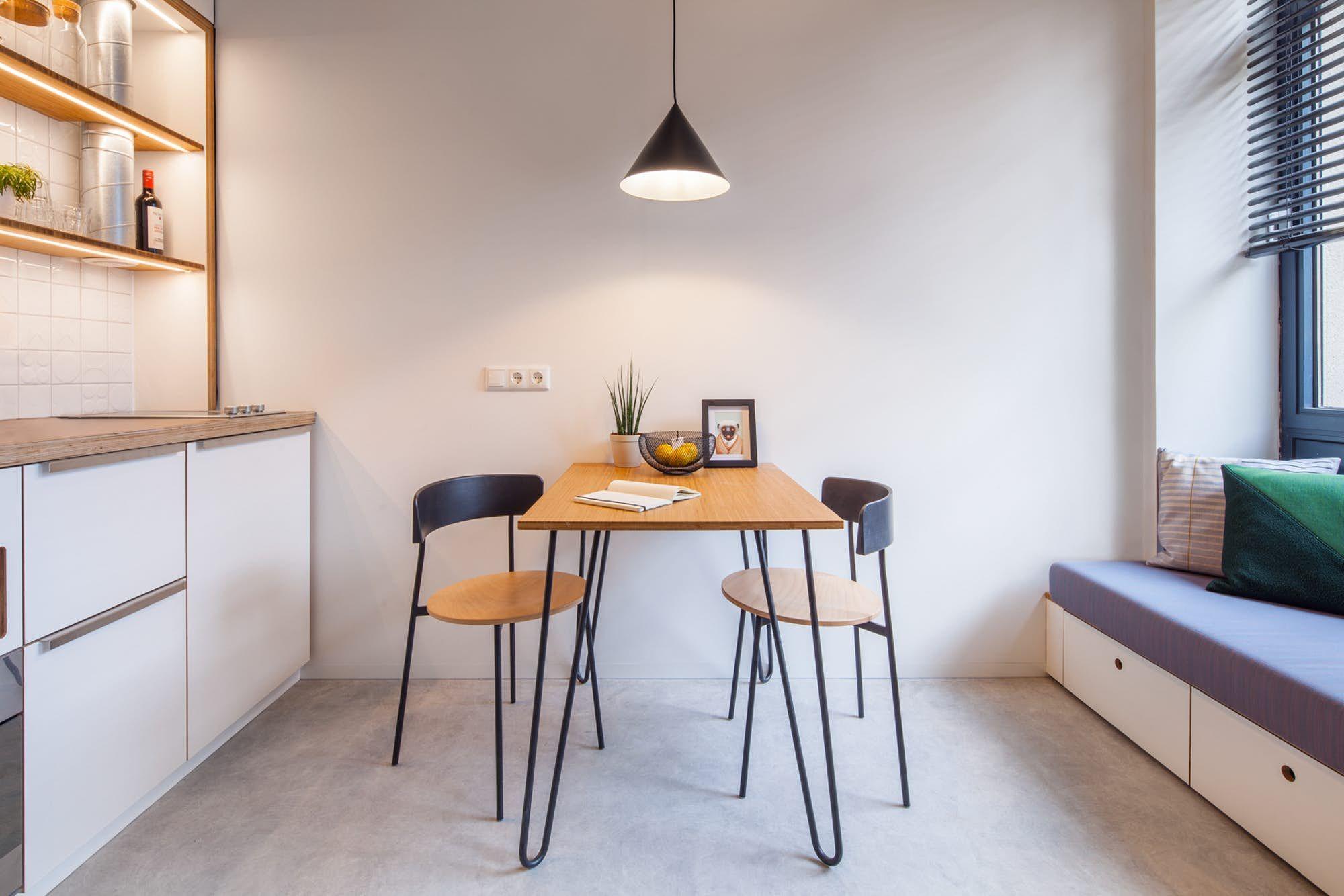 Tiny House Movement Inspires Snug Student Housing Tiny