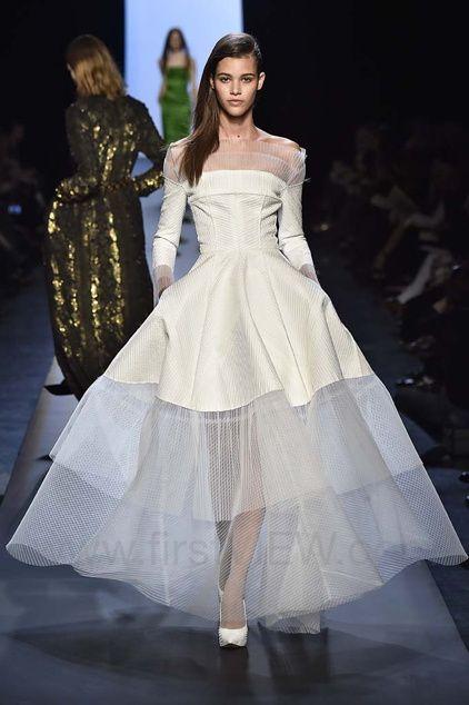 Jean Paul Gaultier || Haute Couture SS15