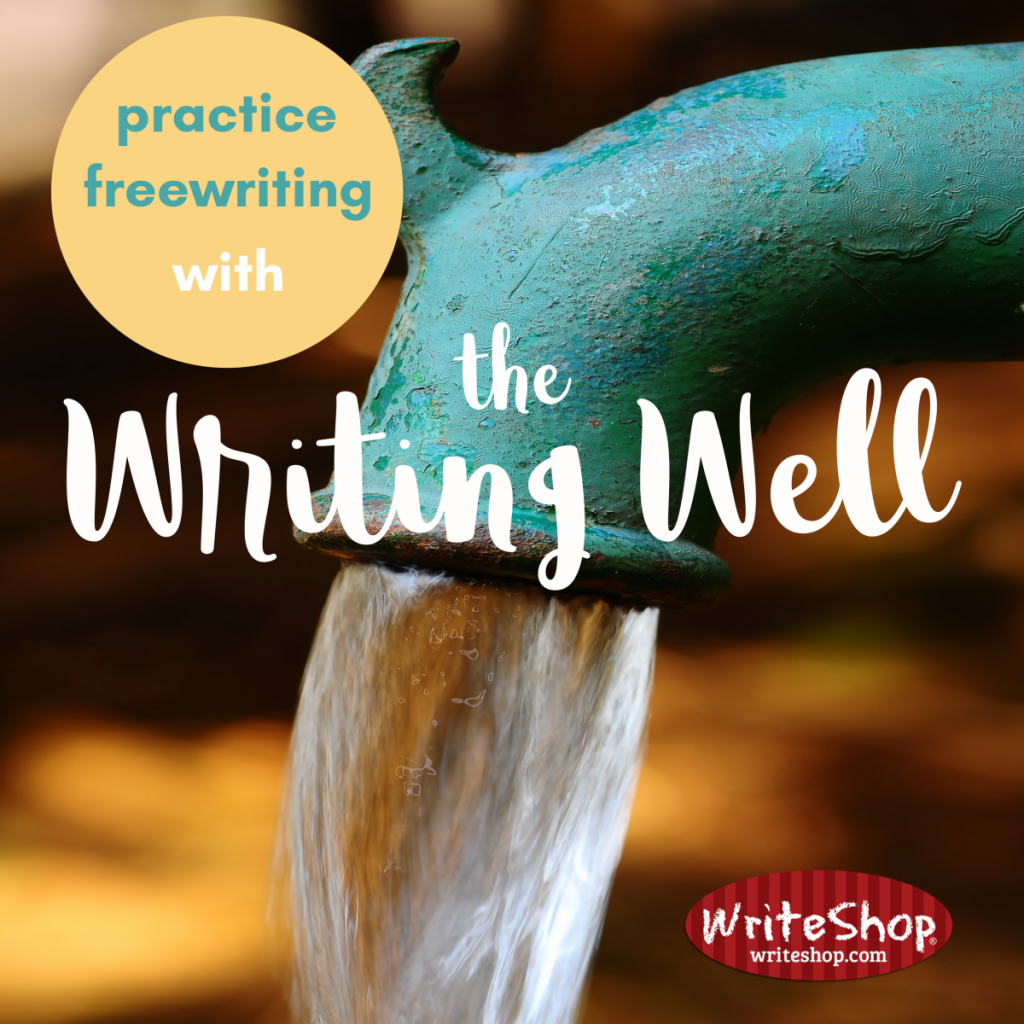 Practice Freewriting With The Writing Well