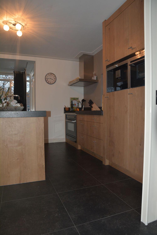 VRI interieur: eiken keuken in landelijke stijl   keuken   Pinterest ...