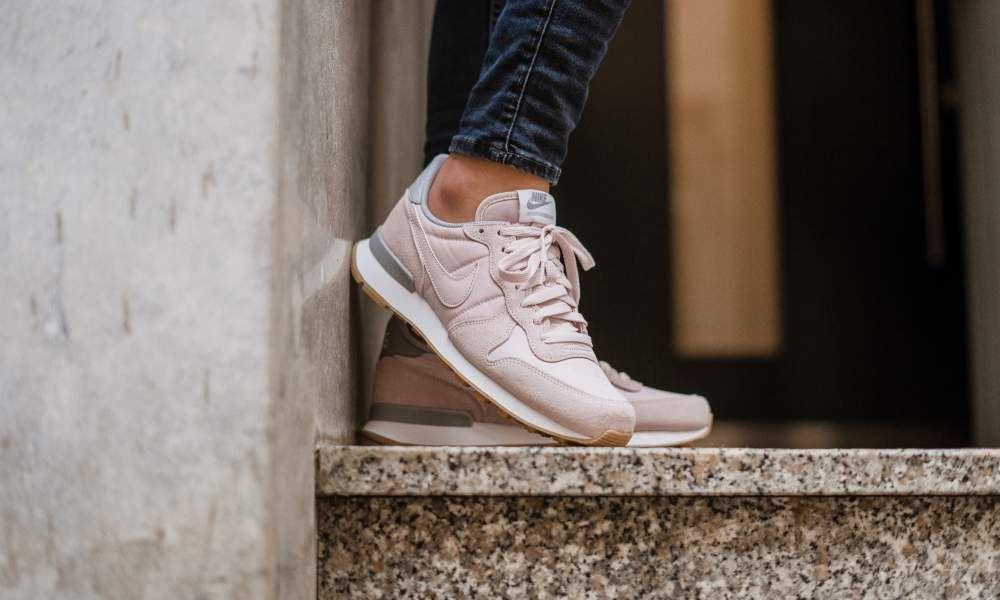 buy online 216a4 649d3 Nike - WMNS Internationalist (pink / weiß) - 828407-612 | Spring ...