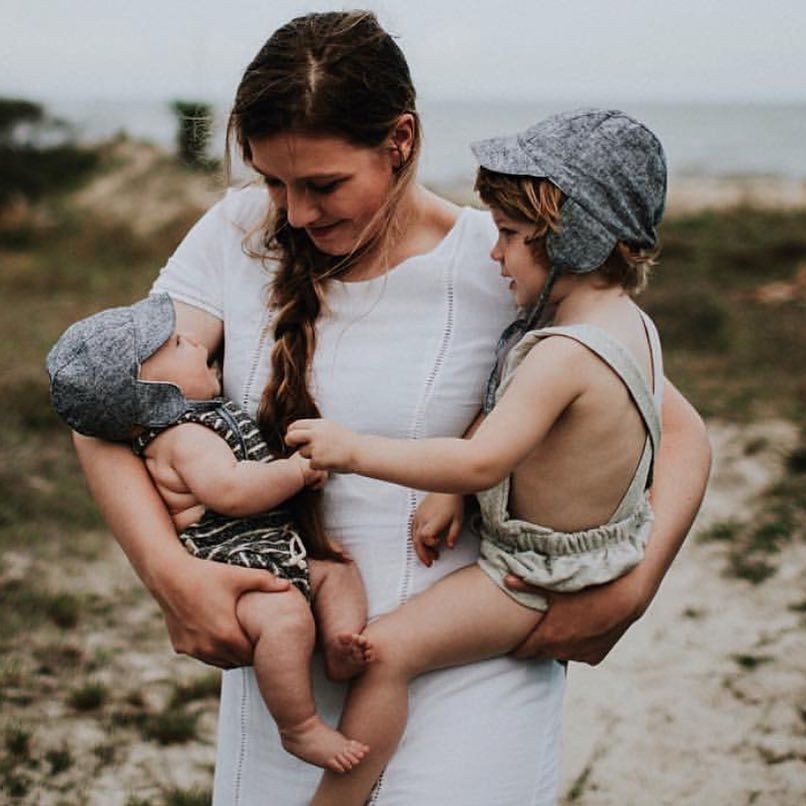 """To those who bear the name Mother in whatever way it may be through whatever joy or sorrow you may taste here in this day...may you know you are cherished and valued"" ...Beautiful thoughts on motherhood by @thefarmers_ by childhoodsclothing"