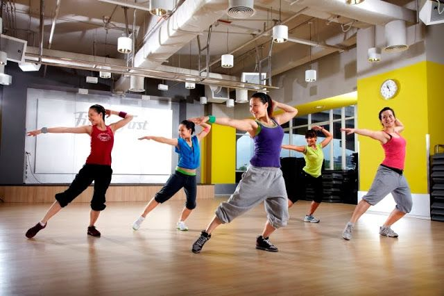Fitness First Stay Fit Landmark Hotel Bangkok Fitness