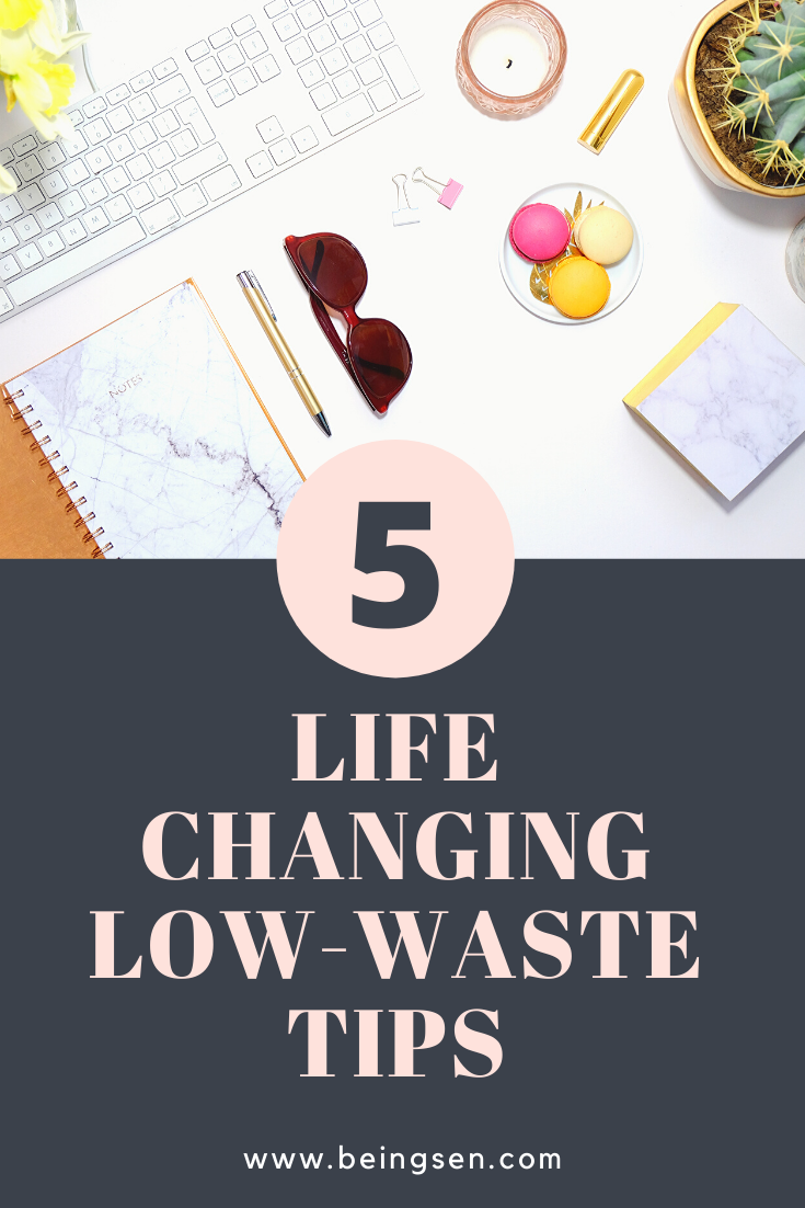5 easy low-waste practices for the busy you in 2020 | Zero ...