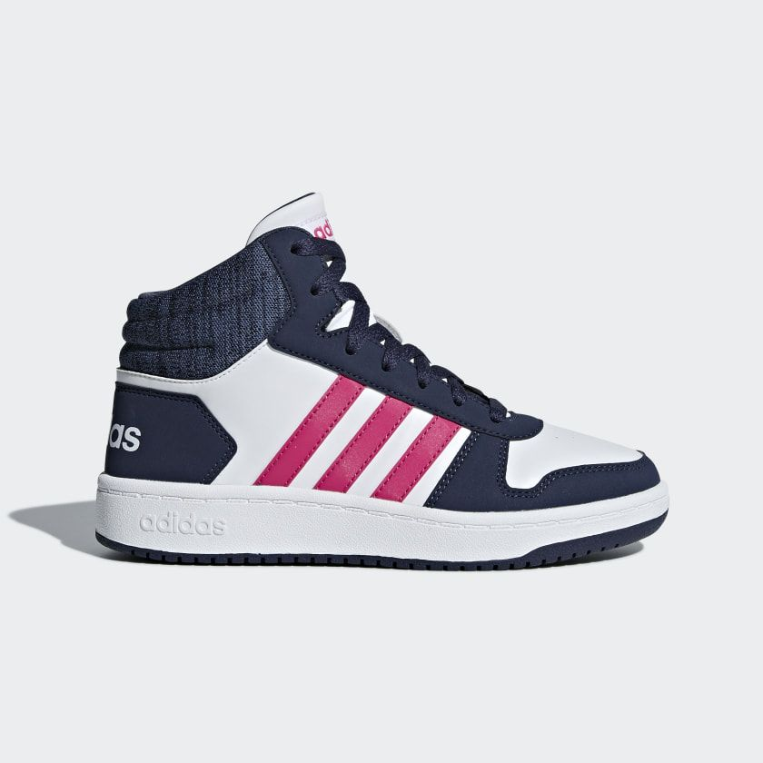 adidas Hoops 2.0 Mid Shoes in 2019 | An Ultimate Snkz ...