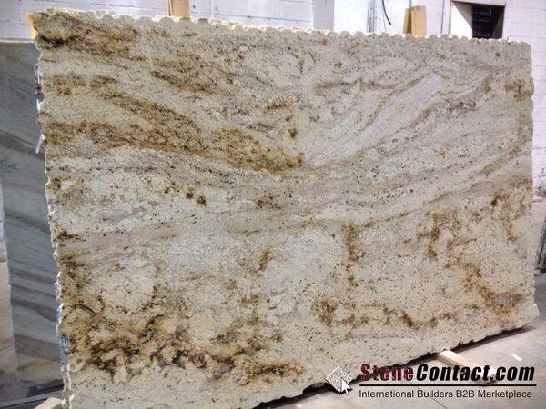 Sienna Cream Granite Granite Kitchen Countertops Light Granite Countertops