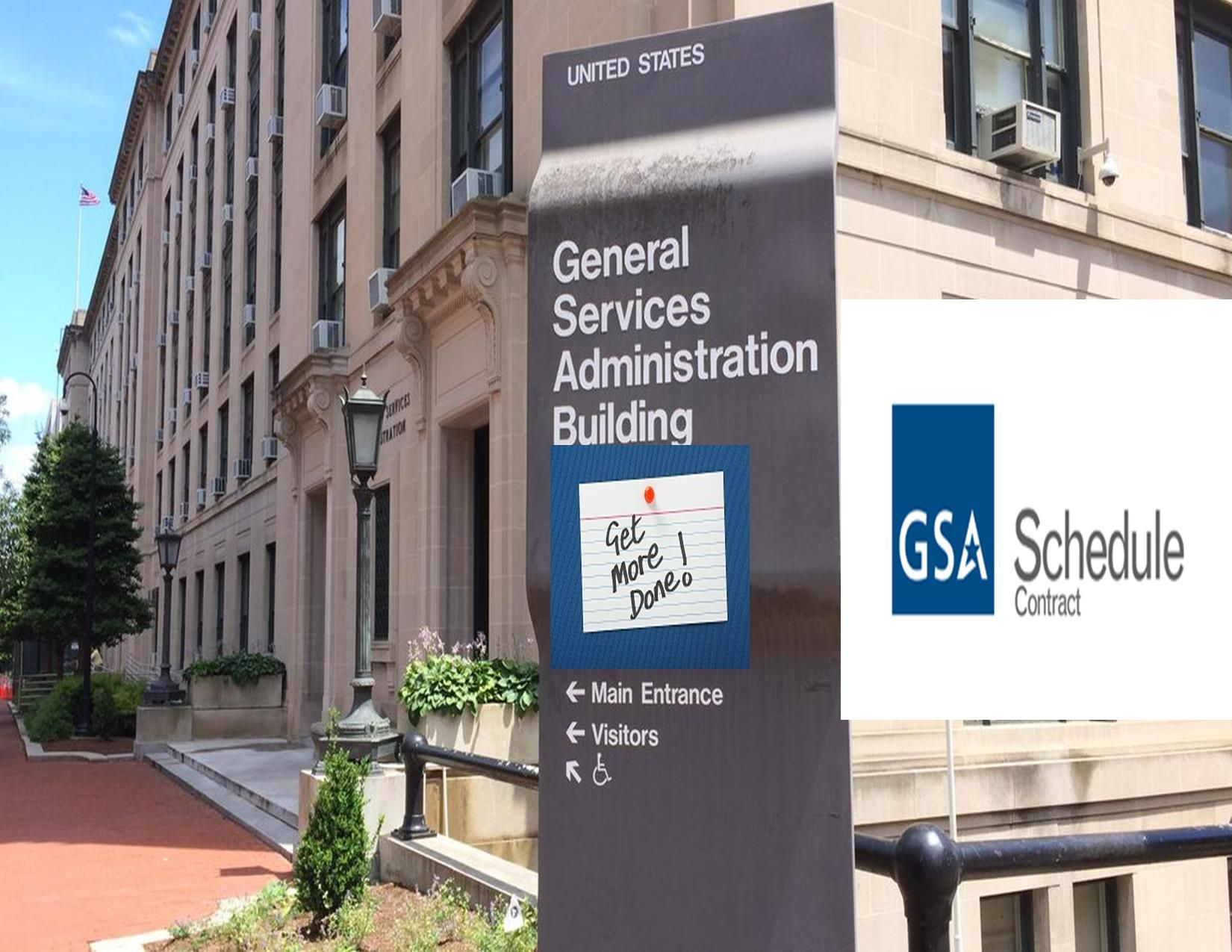 Plans To Reconstruct Gsa Schedules As Part Of Government