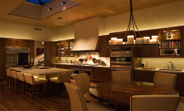Led strip lights top of kitchen cabinets would like them a bit led strip lights top of kitchen cabinets would like them a bit dimmer aloadofball Choice Image