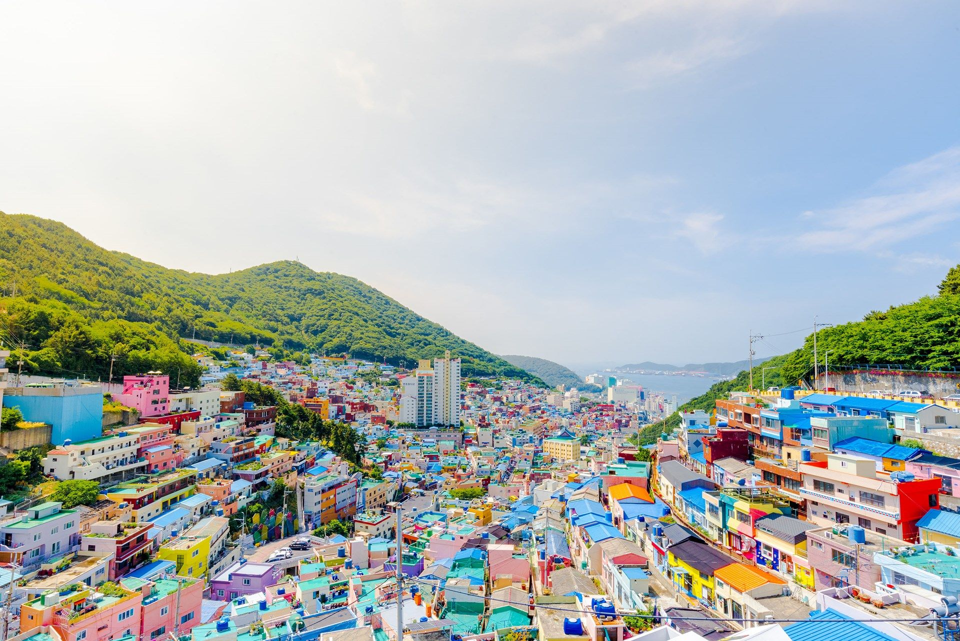 Image result for Gamcheon Cultural Village