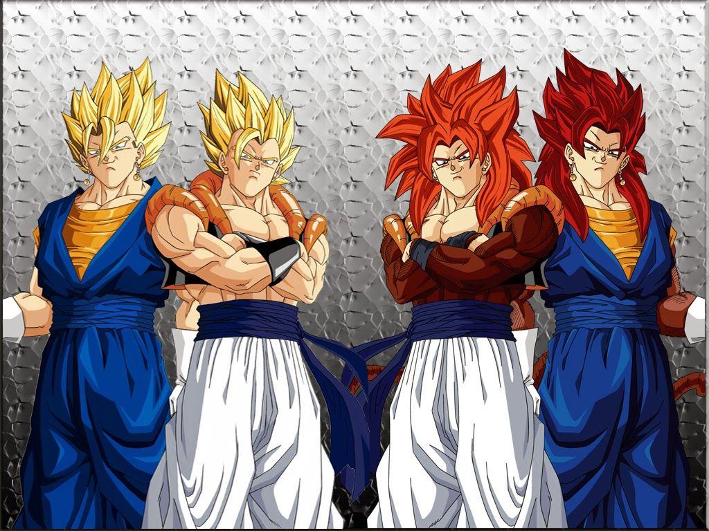 Vegetto Dragon Ball Dragon Ball Z Ultimate Warrior