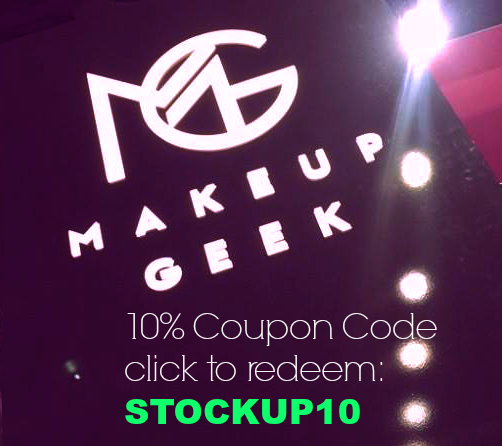 Makeup Geek Coupon Code July 2015 Makeup Geek Coding Best Makeup Products