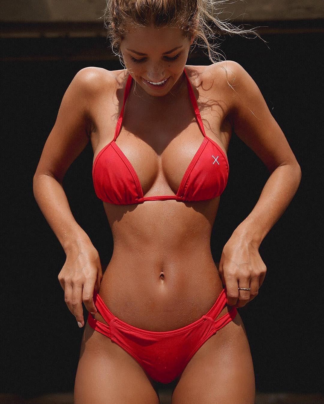 Small boobs bikini curvy