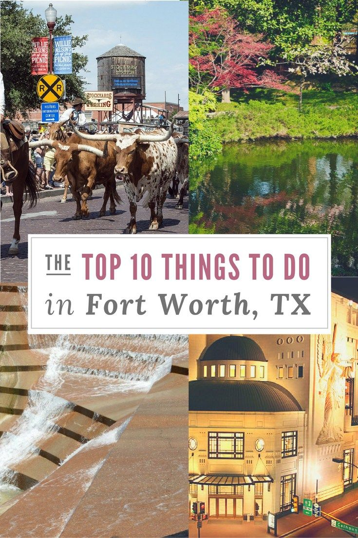 The Top Things To Do In Fort Worth TX From A Local If You Are - 10 things to see and do in dallas
