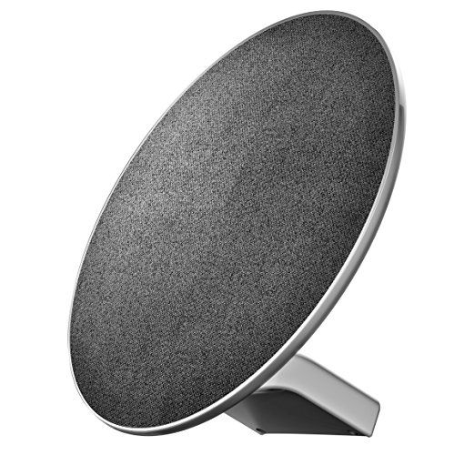 Sharper Image Sbt634sl Bluetooth Wireless Sphere Speaker With Built